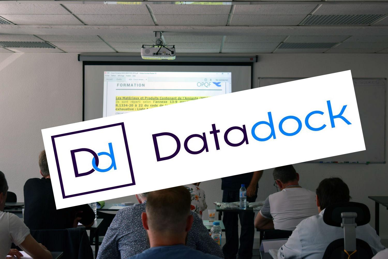 formation diagnostiqueur immobilier datadock