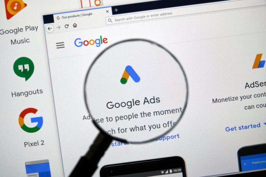 Google Ads diagnostiqueur immo